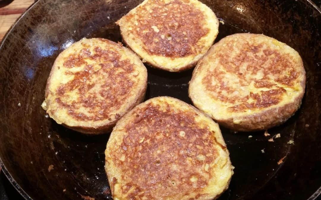 Keto French Toast