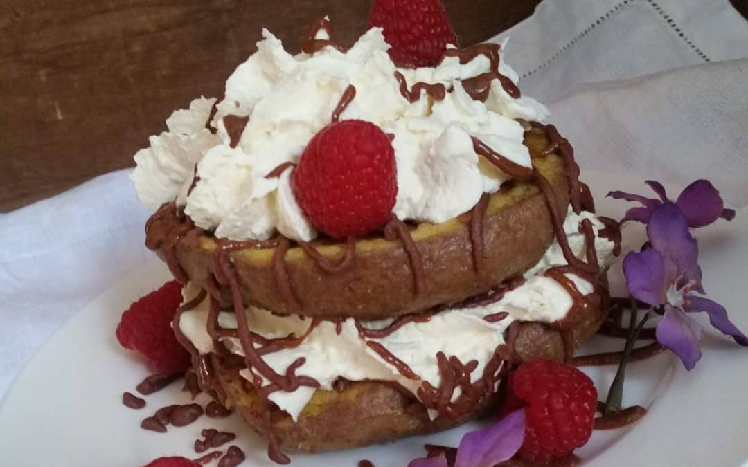 Keto Dessert French Toast